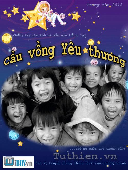 Tuthien.vn đồng hành cùng chương trình, hãy cùng mang lại tiếng cười yêu thương cho em!